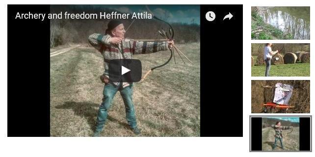 Heffner Attila           videó blogja