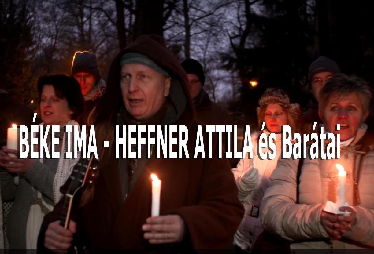 Heffner Attila és Barátai- Margit Sziget