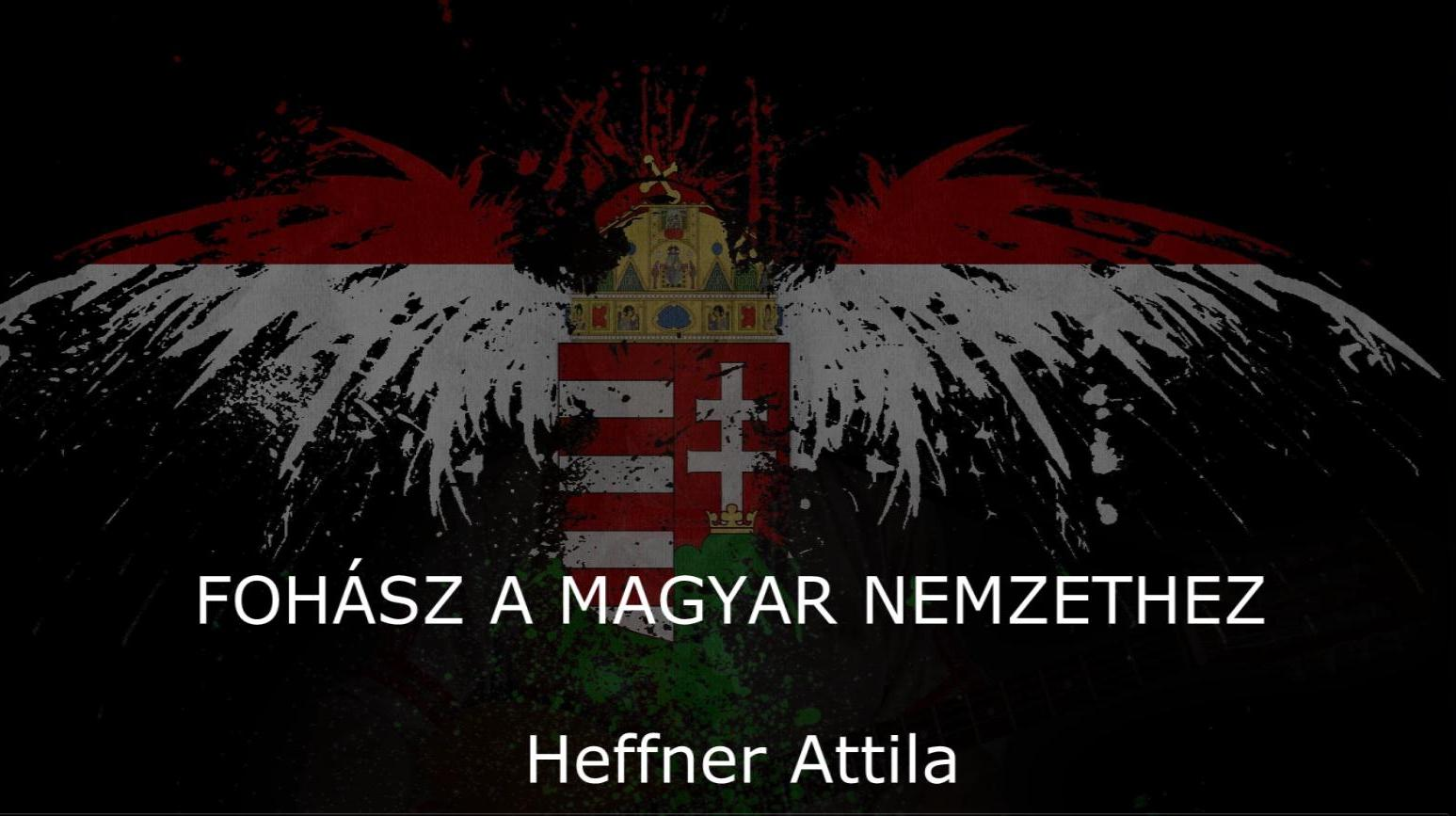 Heffner                                   Attila előadásában