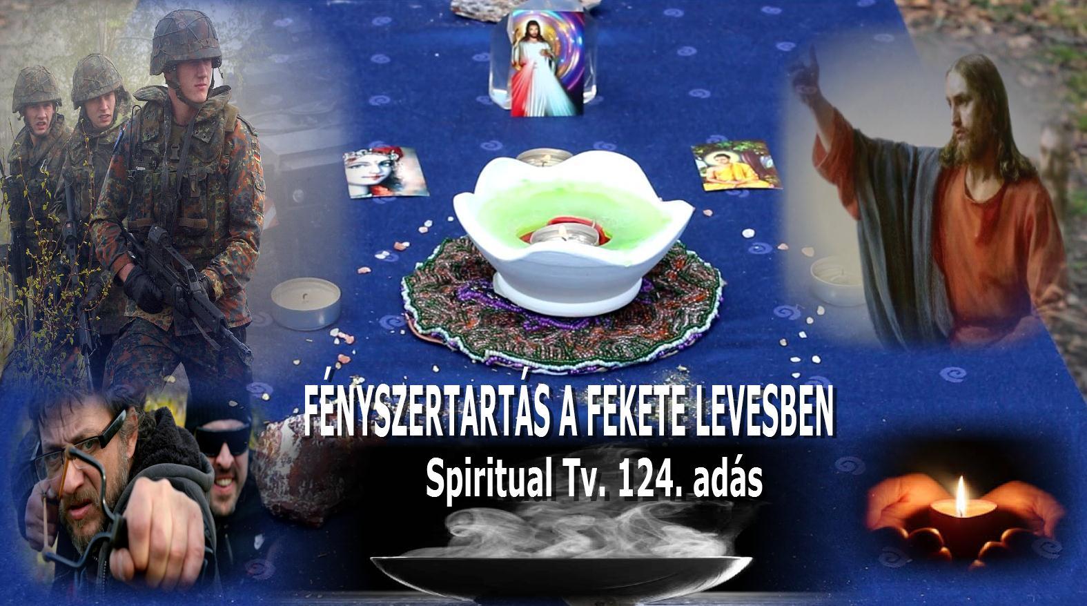Spiritual Televízió, 2020.03.21.             www.spiritualtv.hu