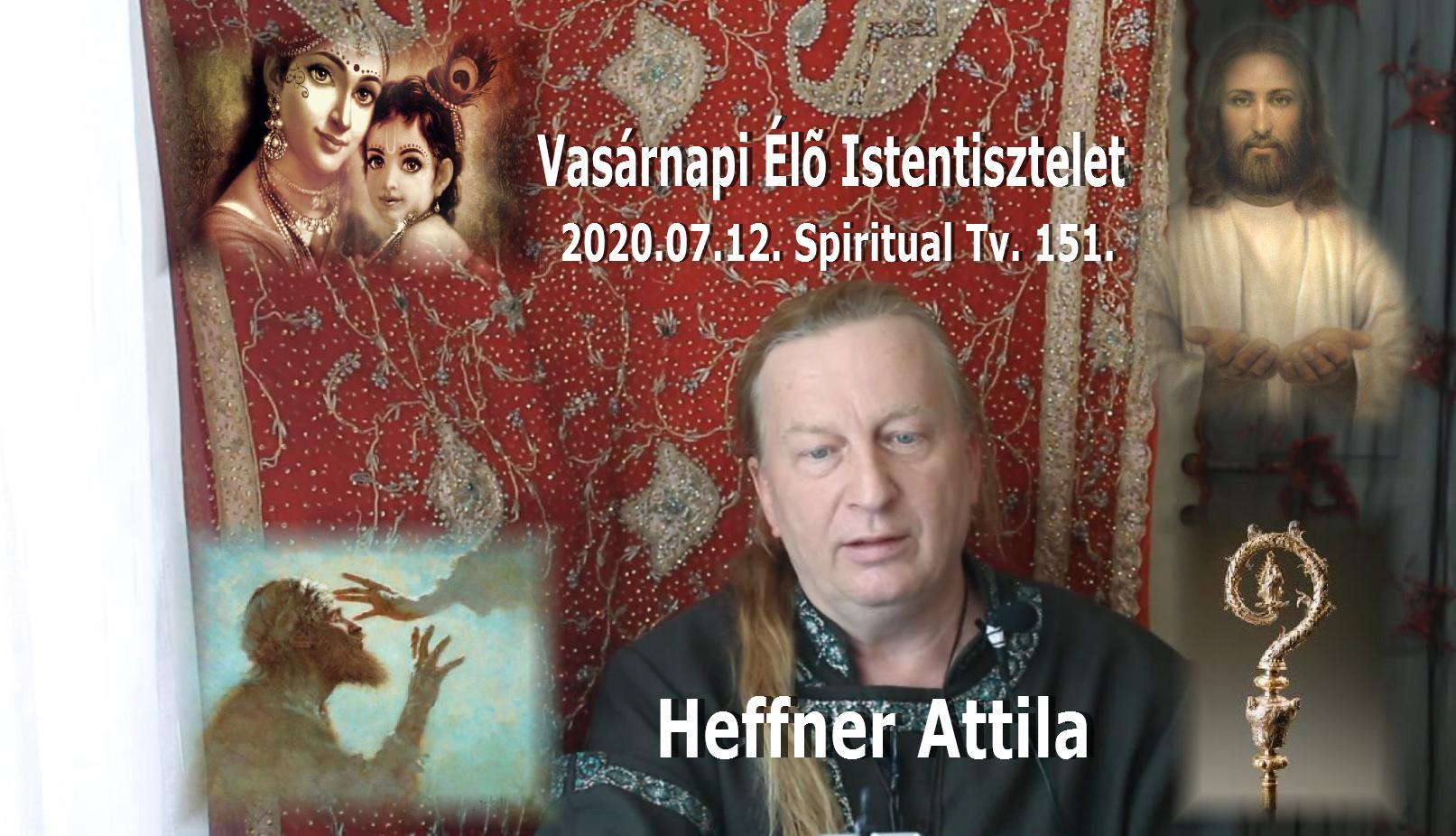 www.spiritualtv.hu 2020.07.12.