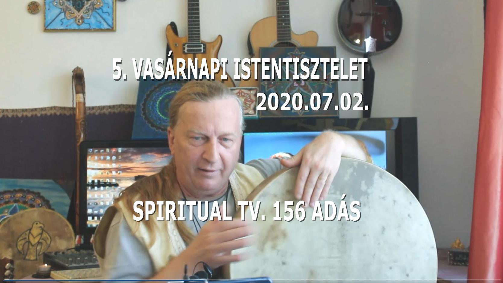 www.spiritualtv.hu 2020. 08. 02.