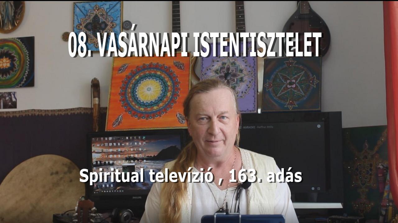 2020.08.23. www.spiritualtv.hu