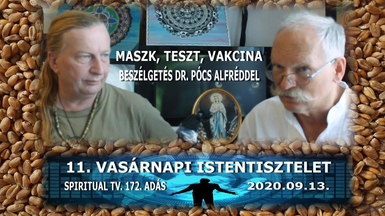 www.spiritualtv.hu /2020.09.13.