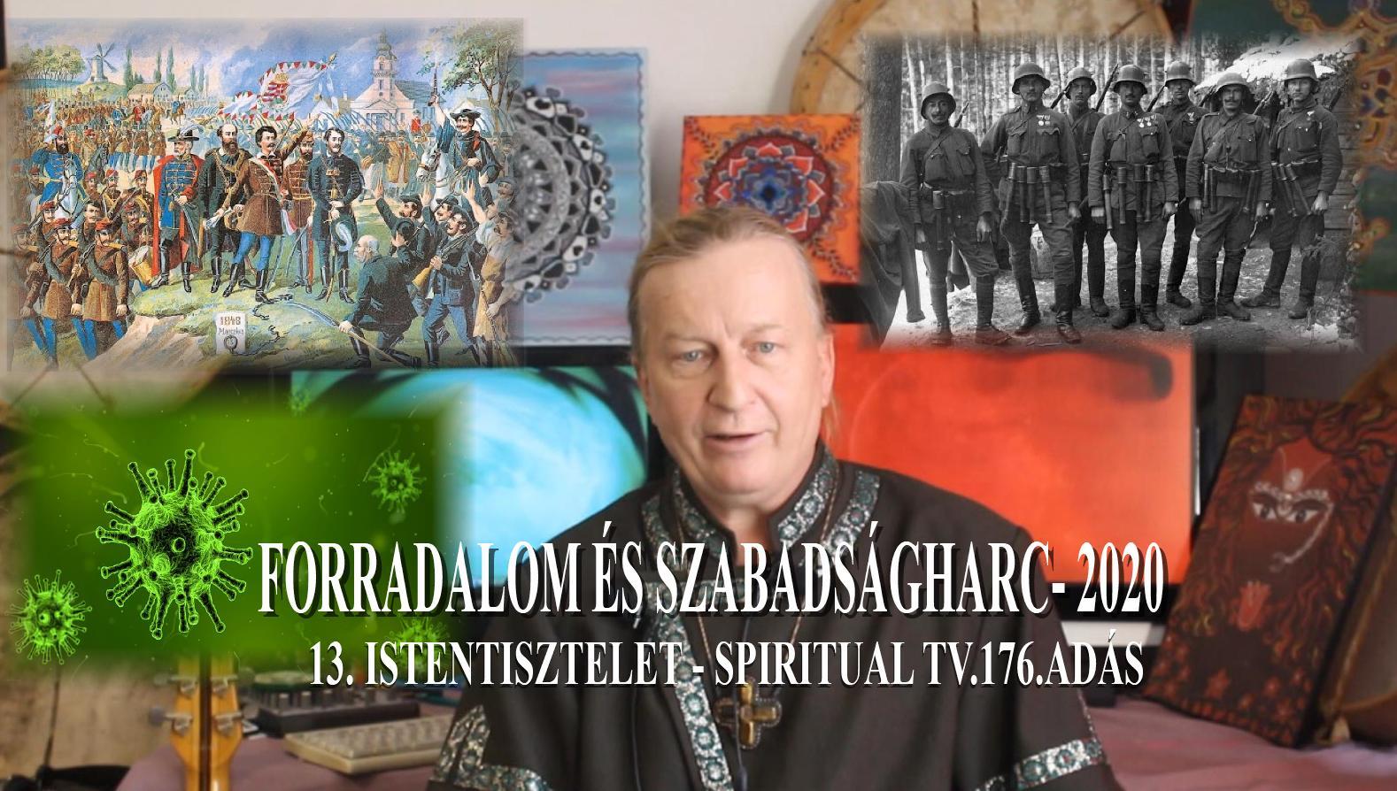 2020.09.27. www.spiritualtv.hu