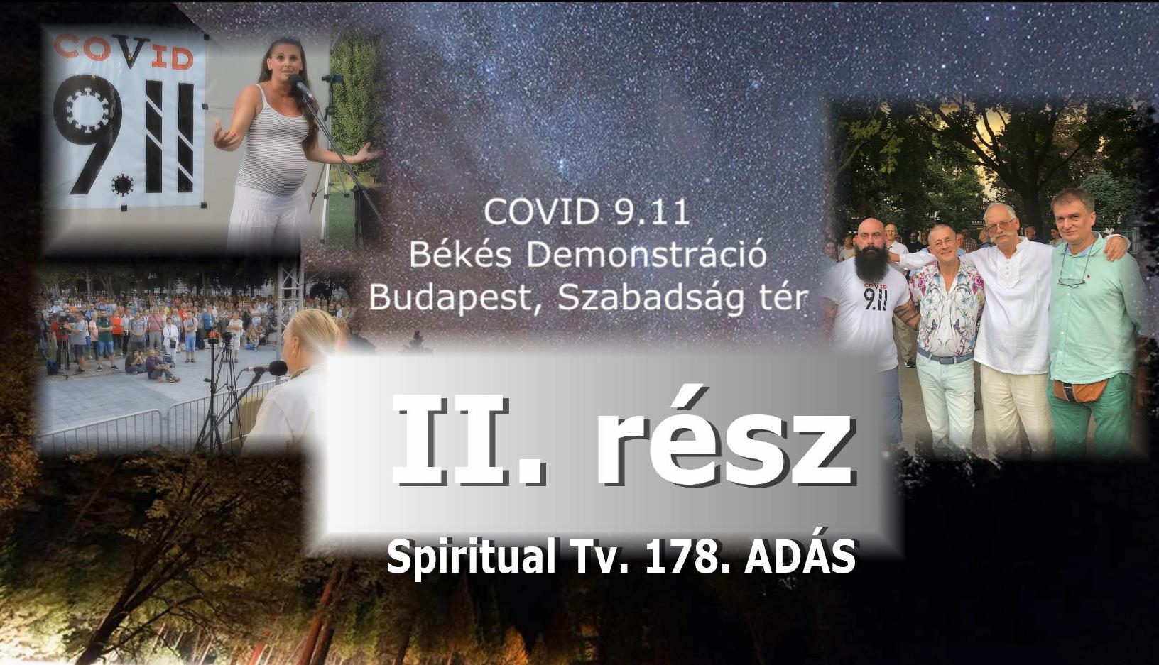 www.spiritualtv.hu-Spiritual Televízió           178. Adás 2020.10.01.