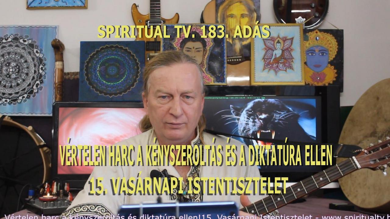 Spiritual           Televízió - www.spiritualtv.hu - 2020.10.11.