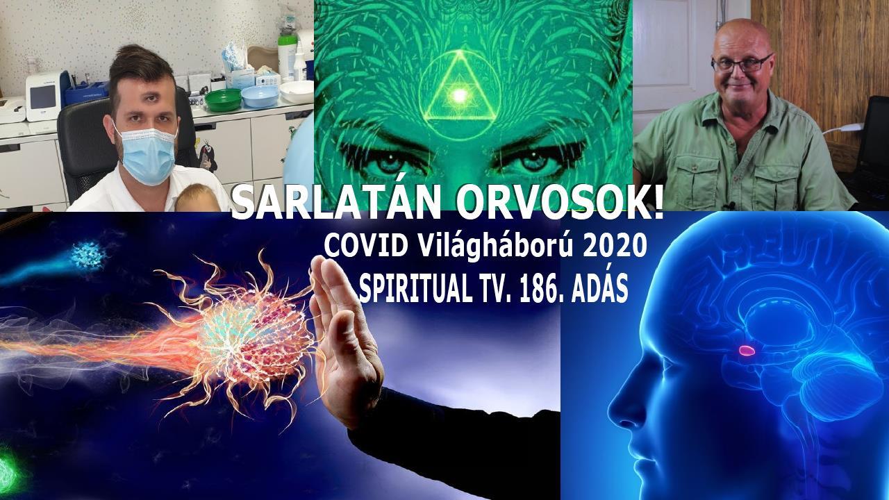 Spiritual Televízió 2020.10.18.           www.spiritualtv.hu