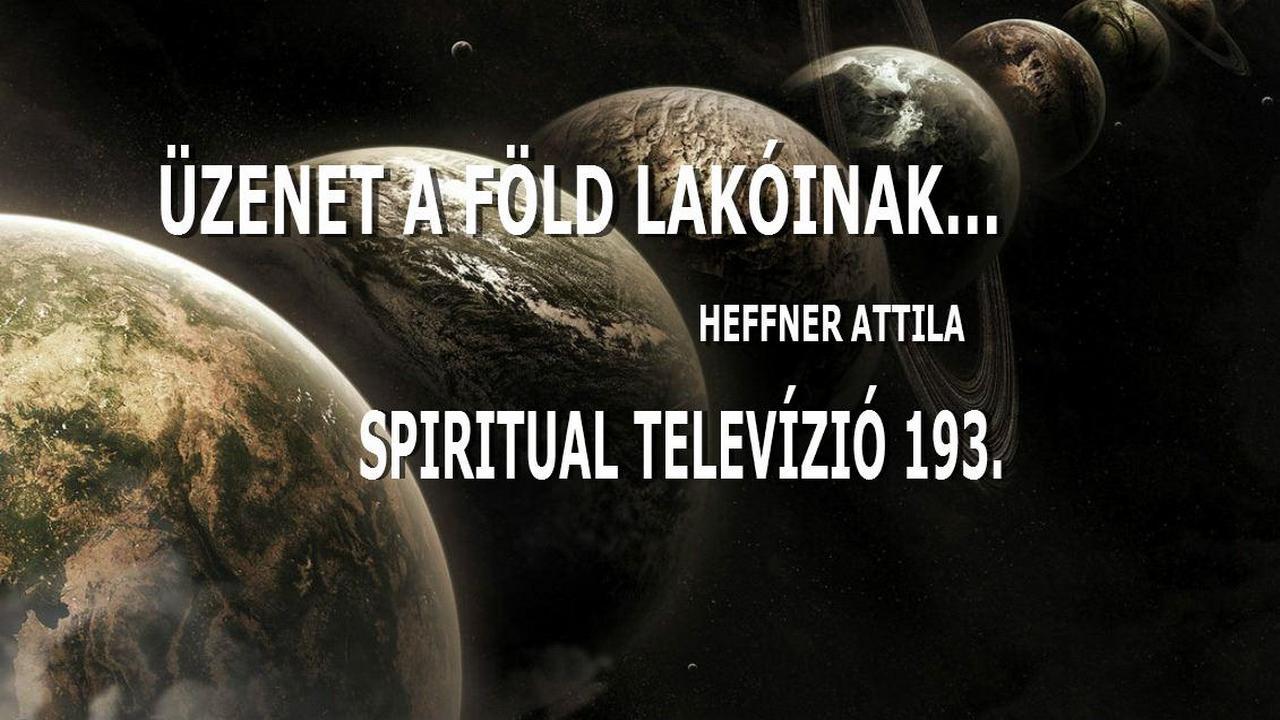 2020.11.08. www.spiritualtv.hu