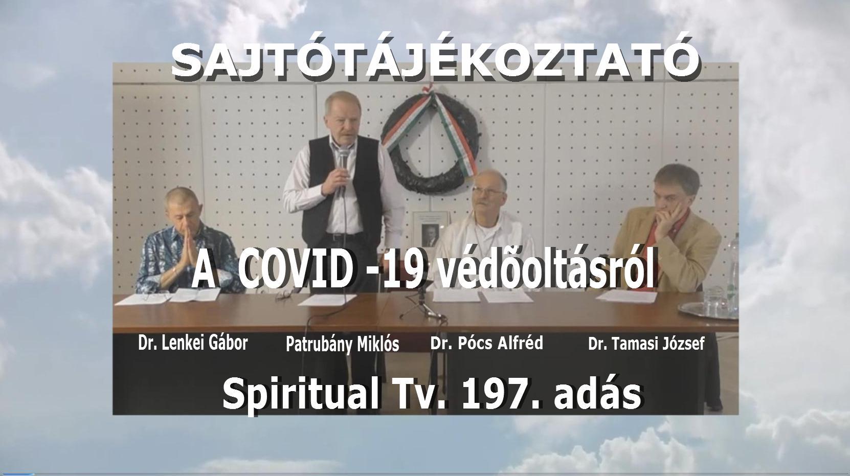 2020.11.10. www.spiritualtv.hu