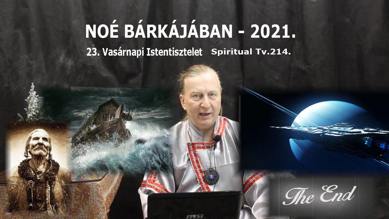 2021.01 10. www.spiritualtv.hu