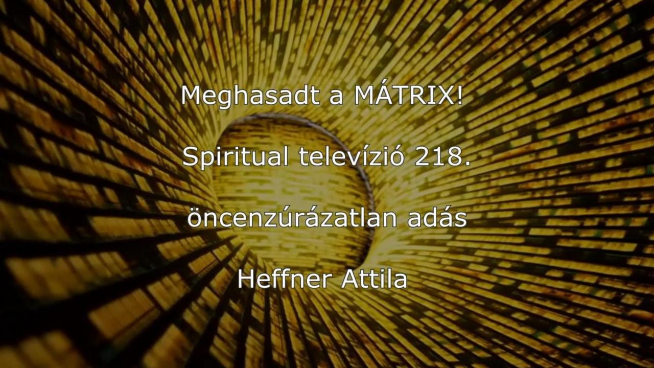 www.spiritualtv.hu 2021. jan.           25.