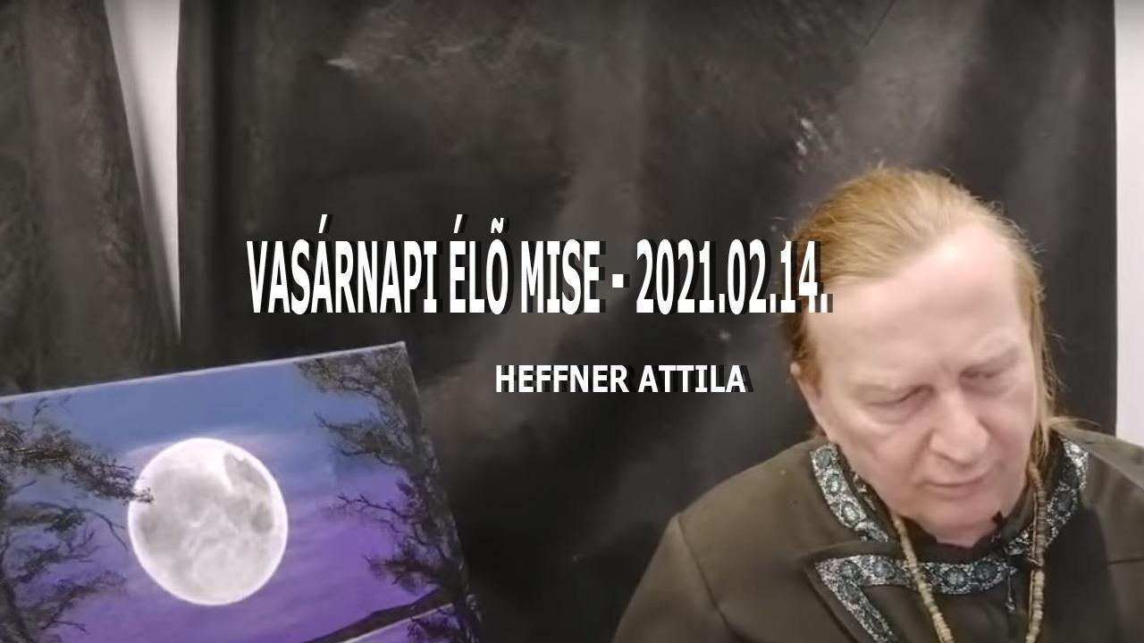 2021.02.14. www.spiritualtv.hu