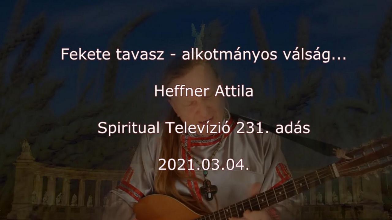 2021.03.04. www.spiritualtv.hu