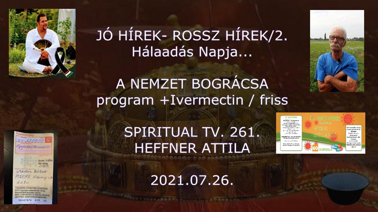 Spiritual Tv.261 adás