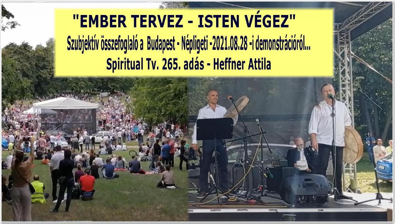 Heffner Attila Spiritualtv. 265