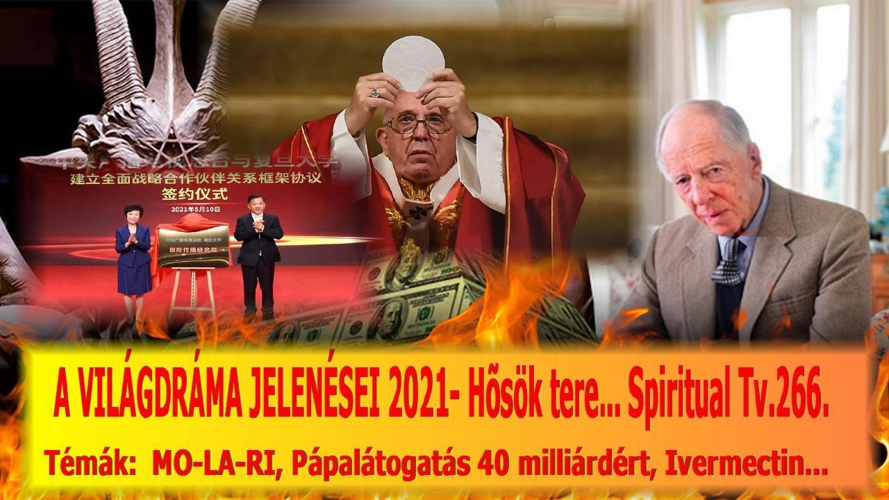 2021.09.09. www.spiritualtv.hu