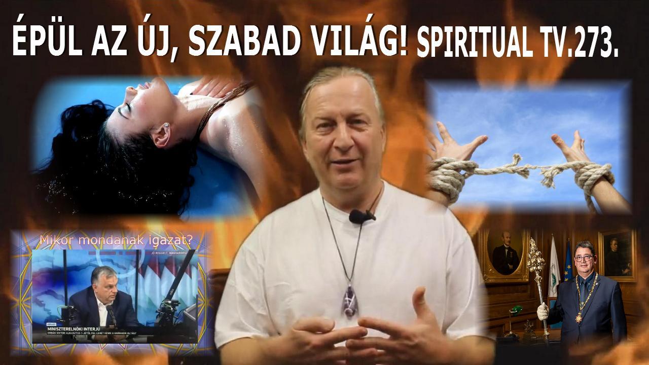 Heffner Attila - www.spiritualtv.hu