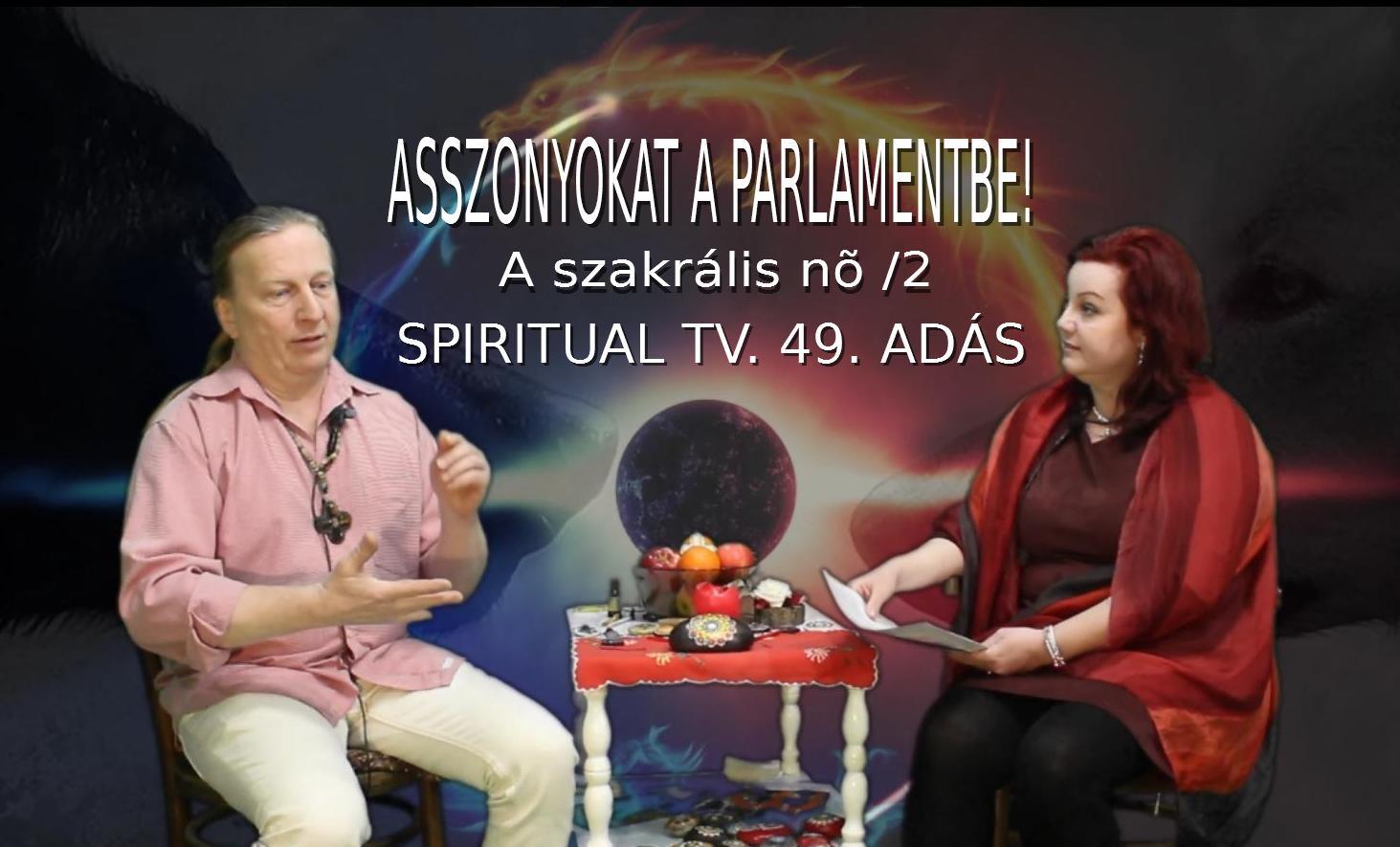 2018.03.02. vendég: Soltész Mónika - Értünk                       Értetek