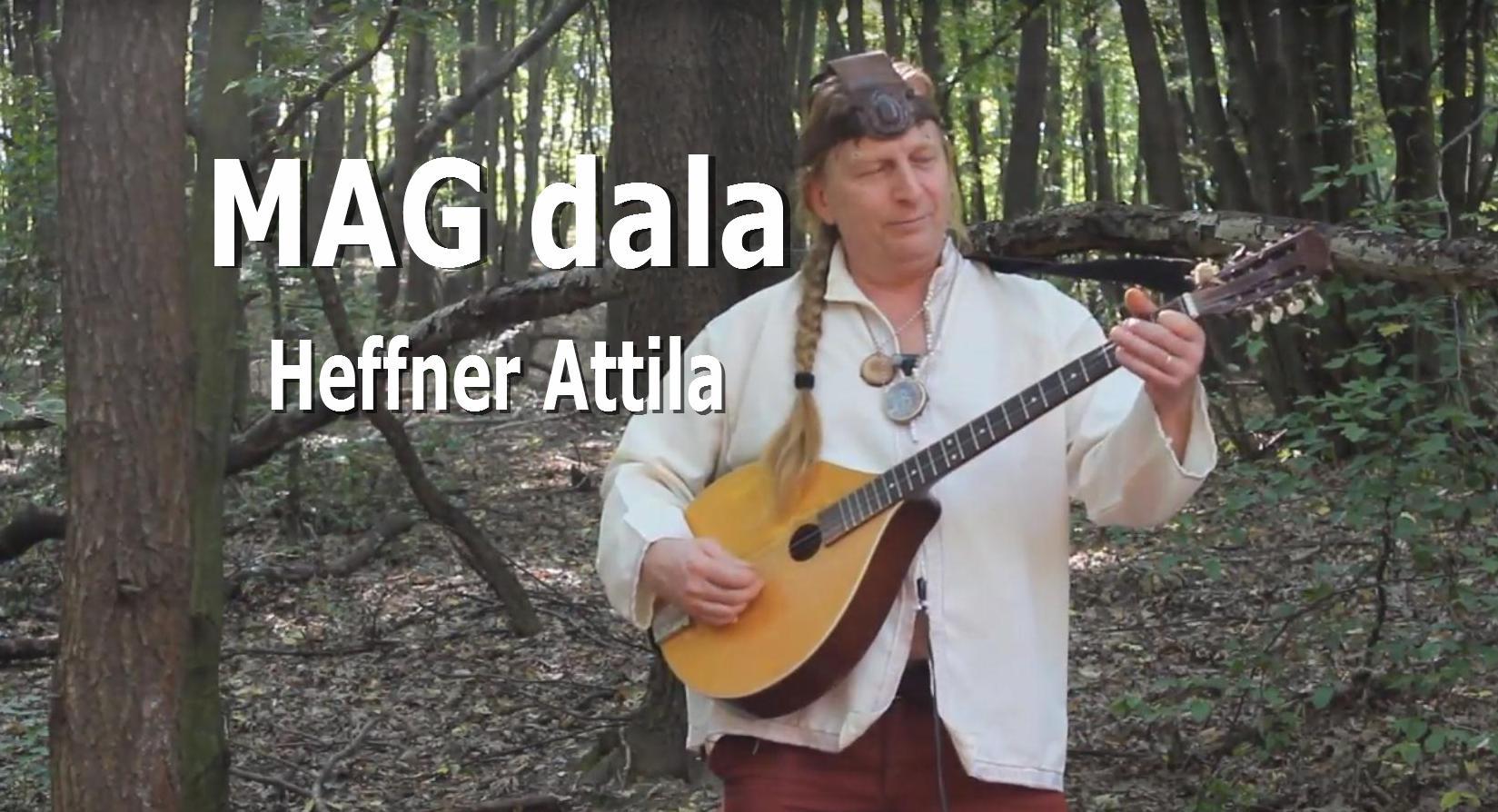 Heffner Attila /buzuki, ének