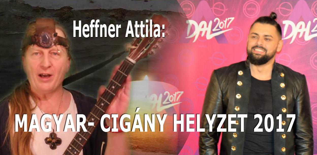 Heffner Attila               előadása
